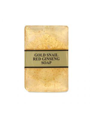 GESS Gold Snail vörös ginzeges szappan