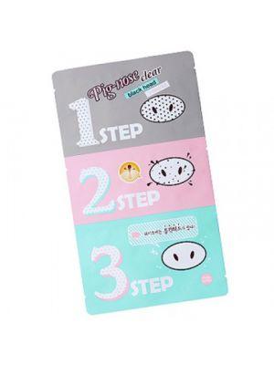 Holika Holika Pig Nose három lépéses mitesszer eltávolító tapasz