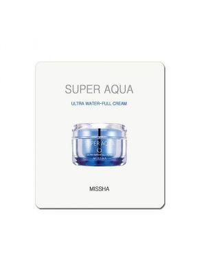 MISSHA Super Aqua Ultra Water-Full hidratáló krém minta