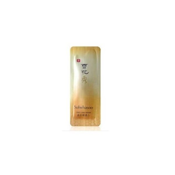 Sulwhasoo First Care szérum minta