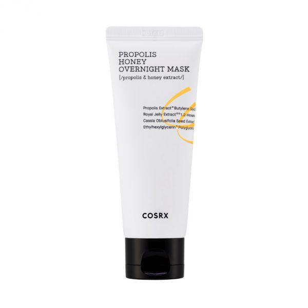 COSRX Full Fit propolisz - méz éjszakai maszk