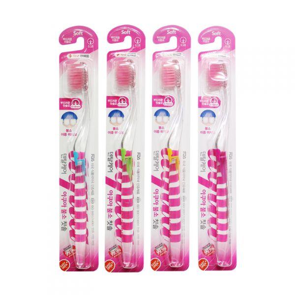Dentalcare Aqua fluoridos fogkefe