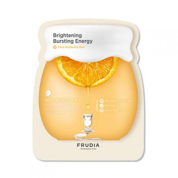 Frudia Citrus folthalványító arcmaszk