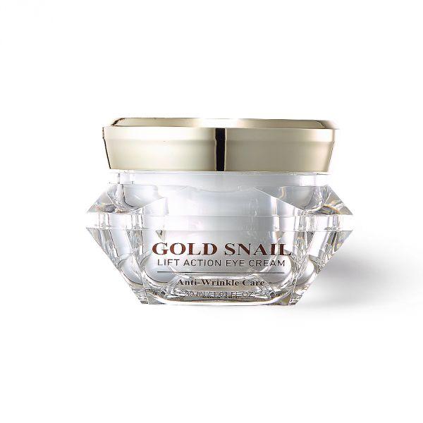 GESS Gold Snail szemránckrém