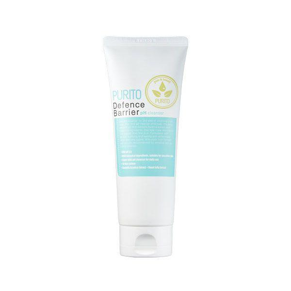 PURITO bőrvédő arclemosó