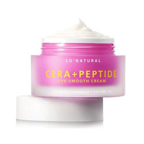 So Natural Cera Plus Peptide szemkörnyékápoló krém