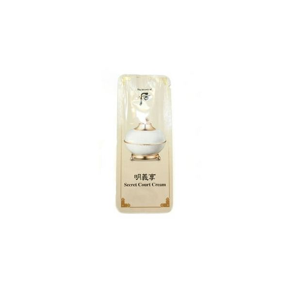 History of Whoo Secret Court krém minta