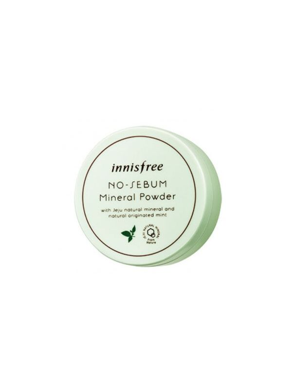 Innisfree No Sebum Ásványi púder
