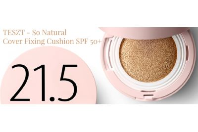 Teszt: So Natural - Cover Fixing Cushion 21.5