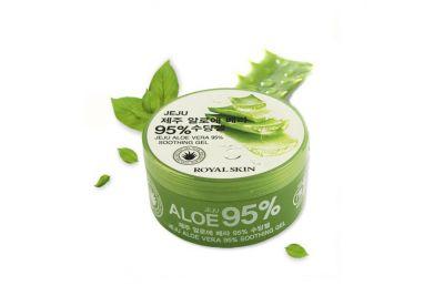Teszt: Royal Skin Jeju Aloe Vera Bőrnyugtató Zselé 95%