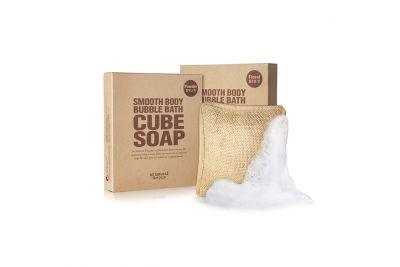 Teszt: So Natural Bőrsimító testradír és tisztító szappan
