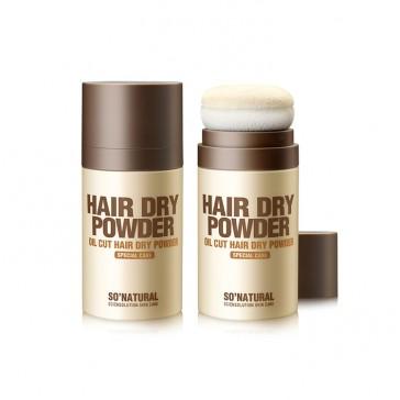 So Natural zsírosodás elleni hajpúder