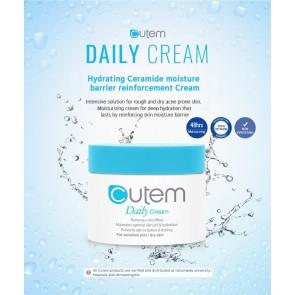 Skinmed Cutem Daily Hidratáló Krém Érzékeny Bőrre