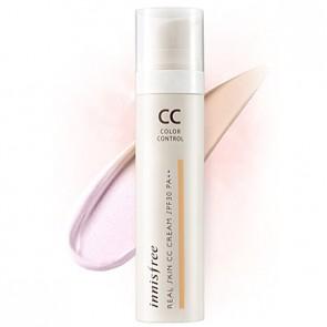 Innisfree Real Skin CC krém