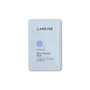 Laneige Water Sleeping Pack Éjszakai hidratáló minta