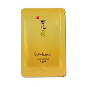 Sulwhasoo Tisztító maszk minta