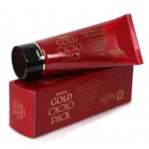 Zamian gold cacao mask - csokis arcmaszk