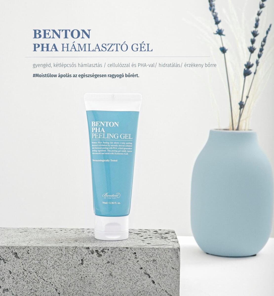 Benton-pha-hamlaszto-gel-leiras