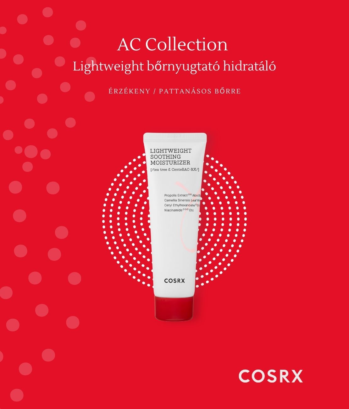 COSRX-AC-Collection-lightweight-bornyugtato-hidratalo-leiras