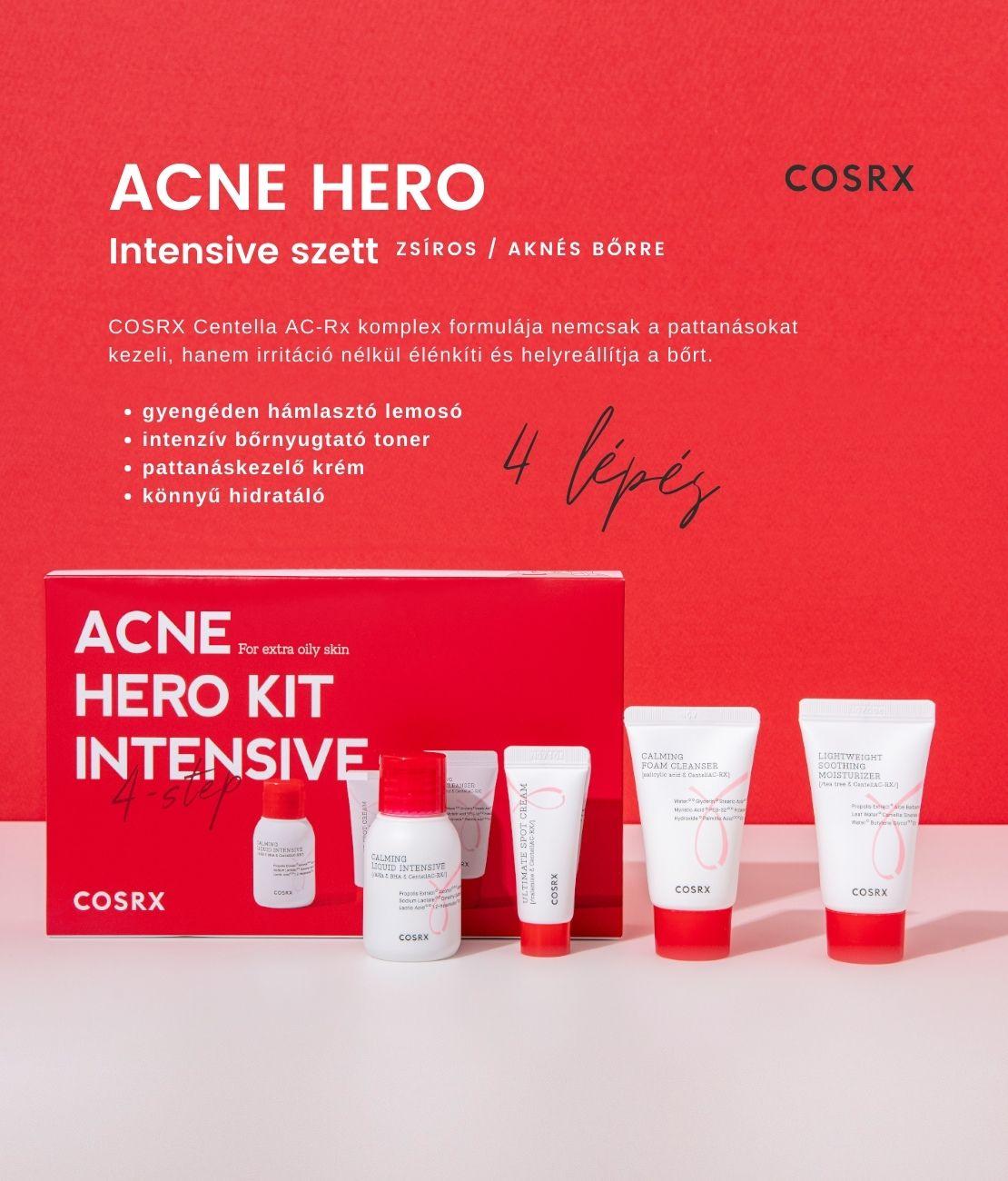 COSRX-Acne-hero-intensive-szett