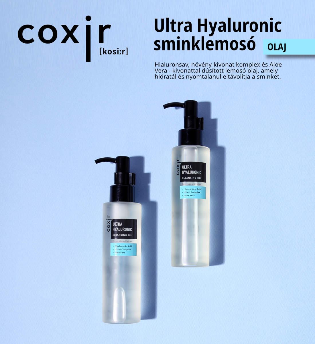 coxir-ultra-hyaluronic-sminklemoso-olaj-leirasa