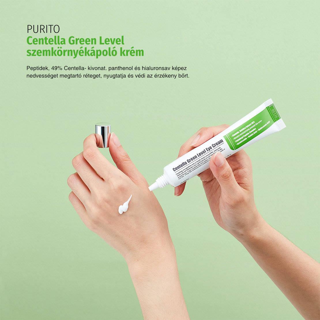 purito-Centella-Green-Level-szemkornyekapolo-krem