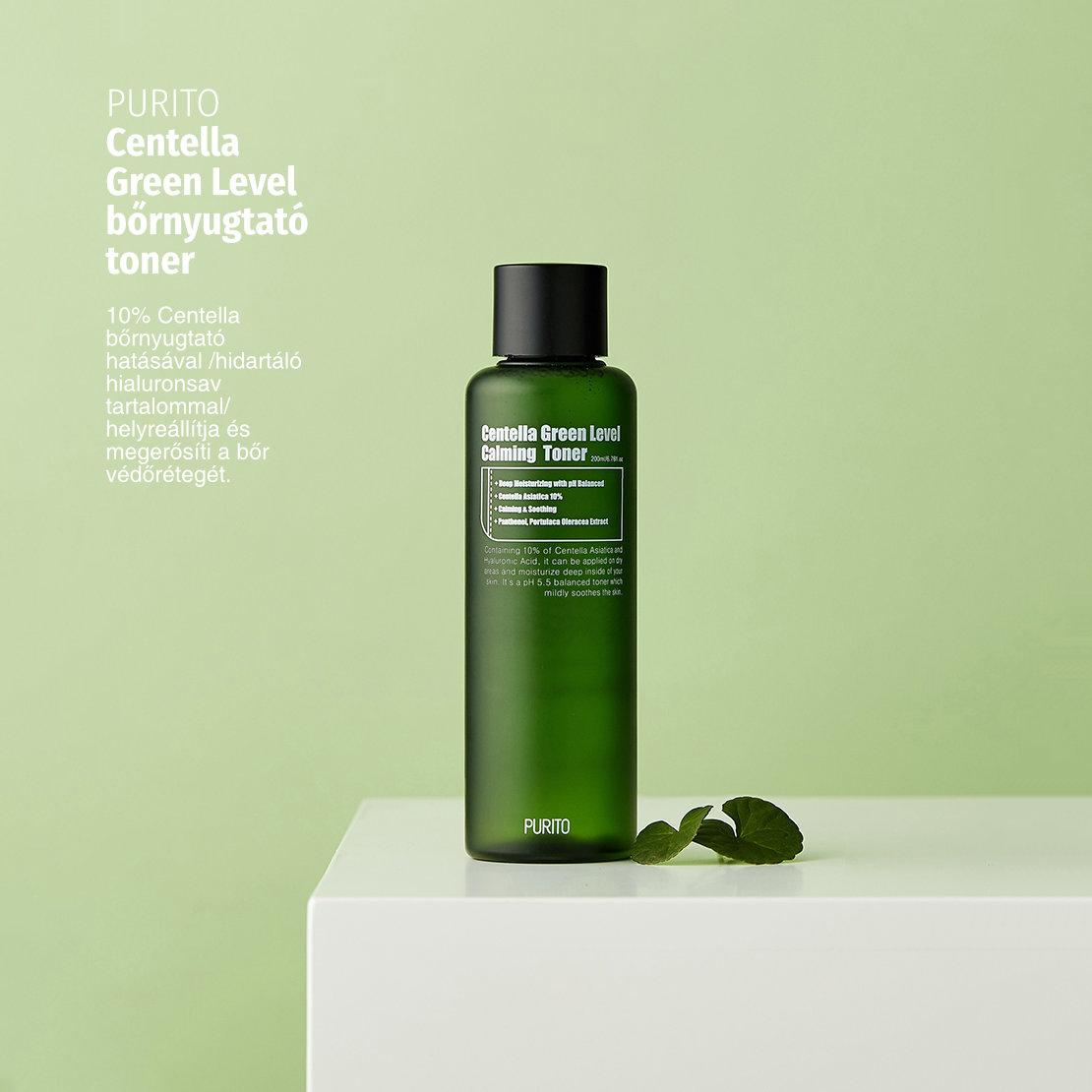 purito-Centella-Green-Level-bornyugtato-toner