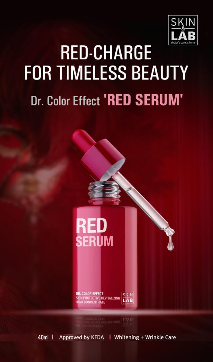 Skinnlab Red Szérum