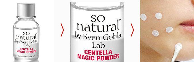 Sonatural Centalla Magic Akne elleni kezelés