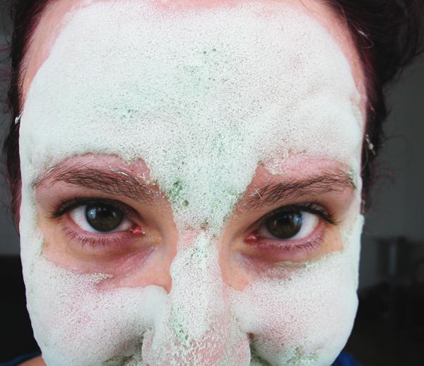 So Natural Póruskezelő maszk teszt